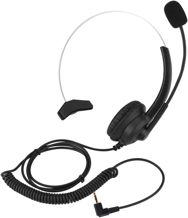 Cheap SALE Start Hilitand Call Center Headset with Mic Noise Max 83% OFF Cancelling Telephon