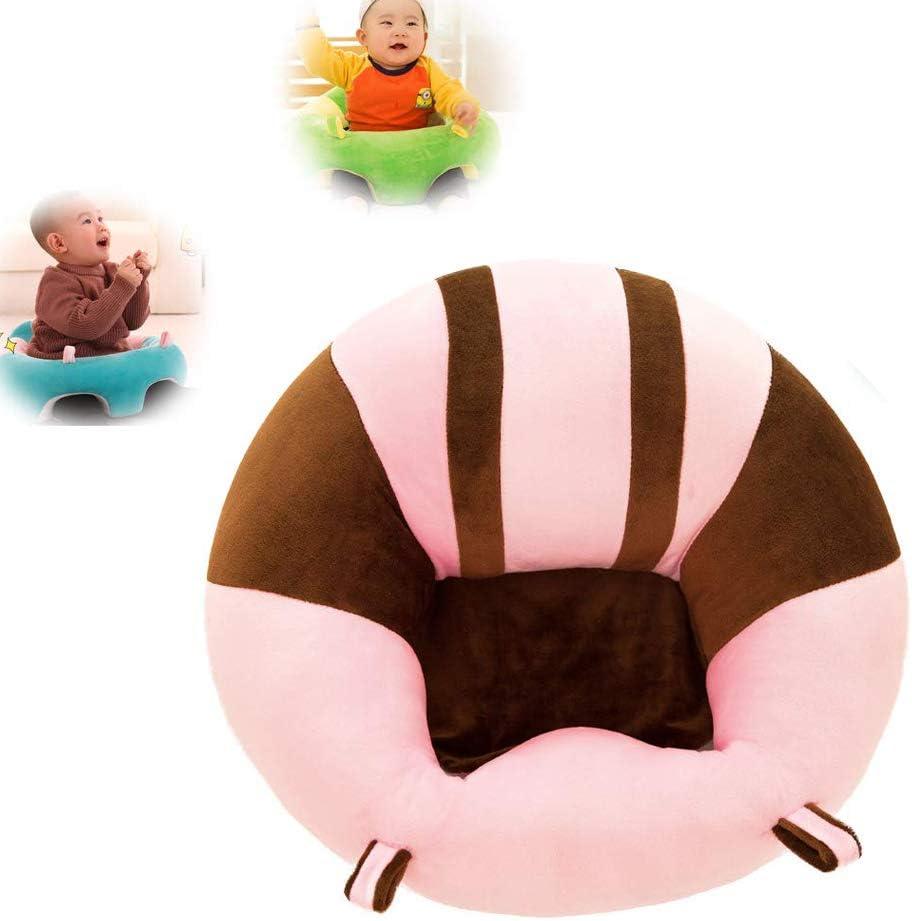 10# 1 coj/ín de asiento para sof/á de beb/é sentado de algod/ón PP para sentarse y jugar sentado para 0-1 a/ños