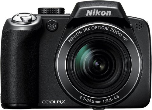 Review Of Nikon Coolpix P80 10.1MP Digital Camera with 18x Wide Angle Optical Vibration Reduction Zo...