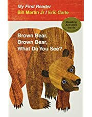 Brown Bear, Brown Bear, What Do You See? (My First Reader)