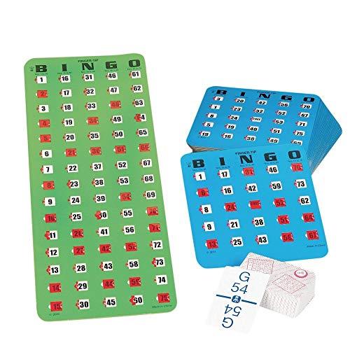 Easy Play Bingo-Set mit 25 Karten