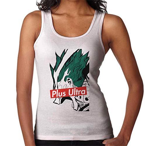 Plus Ultra Skate Brand My Hero Academia Women's Vest