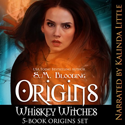 Whiskey Witches Series: Books 0-4 audiobook cover art