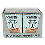 <span class='highlight'>Pooch</span> & <span class='highlight'>Mutt</span> - Wet Dog Food with Natural Ingredients - <span class='highlight'>Grain</span> Free, Complete & Fresh - Suitable for all Breeds & Sizes - <span class='highlight'>Chicken</span> & Ocean <span class='highlight'>Fish</span>, 12 x <span class='highlight'>375g</span>
