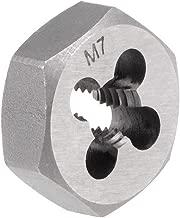 Juego de 7 Puntas de Destornillador el/éctrico hexagonales de Acero BERYLX