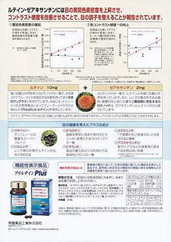 アイルテインPlus 3個セット(60粒×3個)