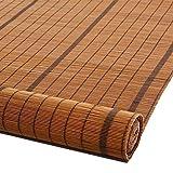 HYDT Store en bambou Deck Pavillon Patio Outdoor Rollläden, 50% Verdunkelungs-UV-Schutz Außenrollos mit Armaturen, (Size : 75×230cm/29.5×90.6in)