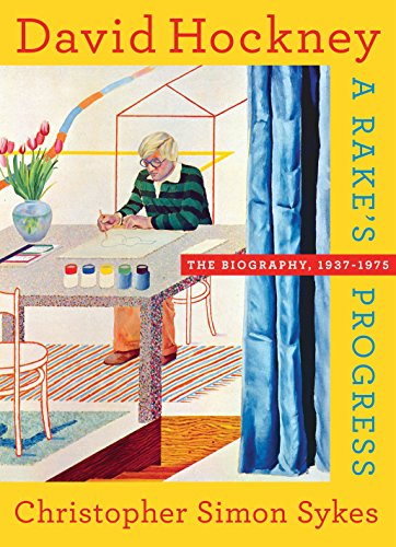 Image of David Hockney: The Biography, 1937-1975 (NAN A. TALESE)