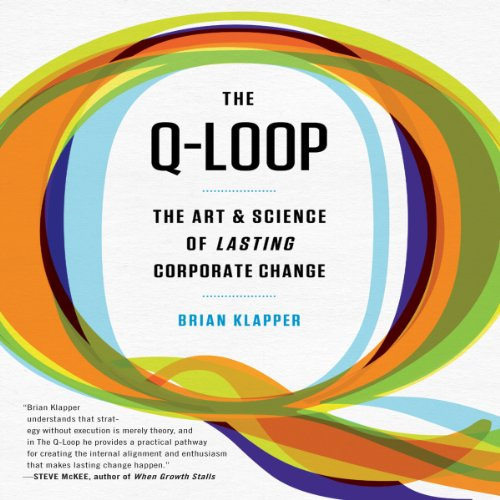 The Q-Loop audiobook cover art