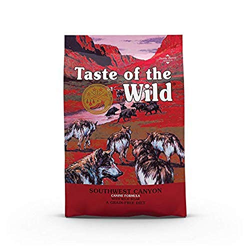 Taste Of The Wild pienso para perros con Jabali 5,6 kg Southwest canyion 🔥