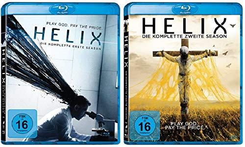 Helix Staffel 1+2 [Blu-ray Set]