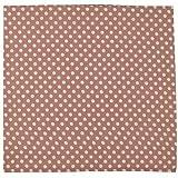 Polka Dot (Blush Pink) - Unisex Swaddle Blanket, Newborn Muslin Cotton Infant Receiving Nursing Cover, Baby Registry Essentials For Boys and Girls