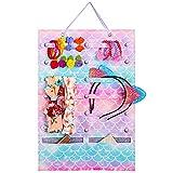 Beinou - Soporte organizador para la diadema niñas, arco iris, soporte de...