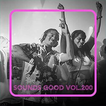 Sounds Good, Vol. 200