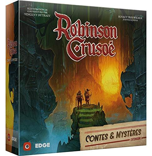 Edge – Robinson Crusoé – Contes & Mystères (Erweiterung)