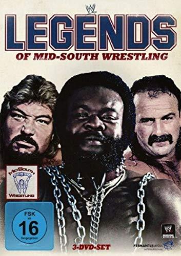 WWE - Legends of Mid-South Wrestling [3 DVDs]