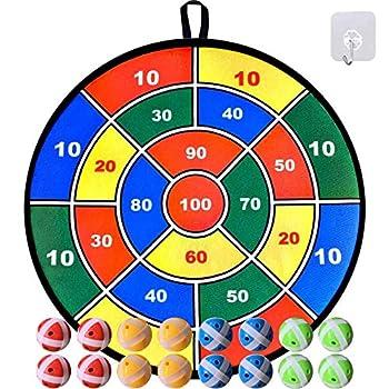 velcro target ball game
