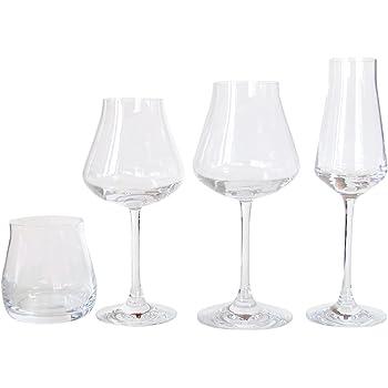 BACCART(バカラ) ワイングラス クリア 4本セット 2811925