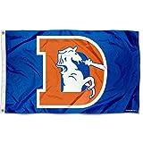 WinCraft Denver Broncos Throwback Flag and Banner