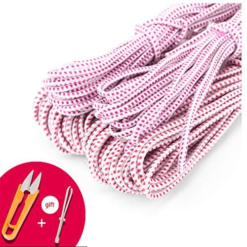 Multifunktionales elastisches Seil, Latex, elastisch, chinesisches Springseil, elastisches Fitness-Spiel, AR-11, 15M
