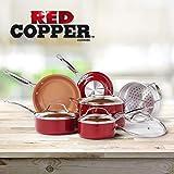 Red Copper VS Copper Chef