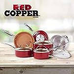 BulbHead-10824-Red-Copper-10-PC-Copper-Infused-Ceramic-Non-Stick-Cookware-Set