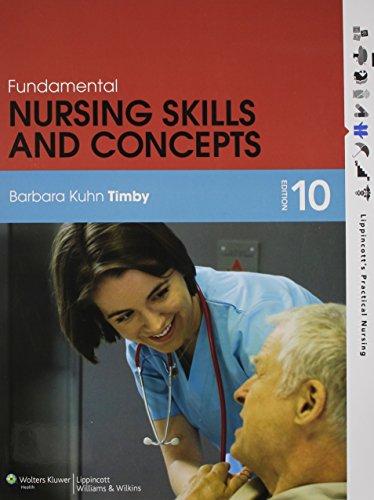 Timby Fundamentals 10e Text & PrepU (12 Month) Package