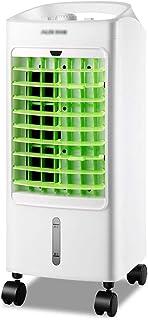 Ventilador De Aire Acondicionado, Refrigerador Evaporativo Portátil, Ruedas Giratorias Universales, Tanque De Agua Grande De 5L
