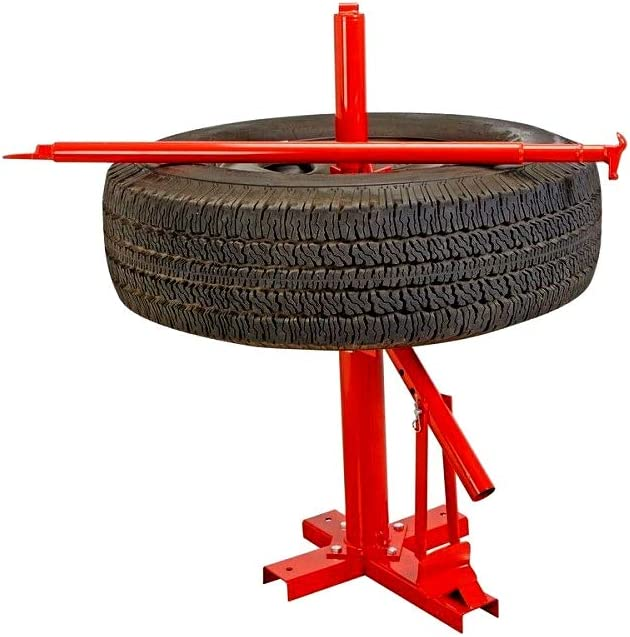 Portable Tire Changer Car Truck Home Mount Garage Latest item quality assurance