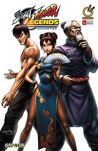 Street Fighter Legends: Chun-Li #3 (of 4) (English Edition)