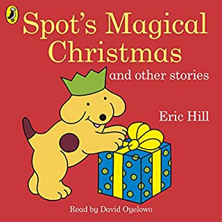 Spot's Magical Christmas and Other Stories cover art