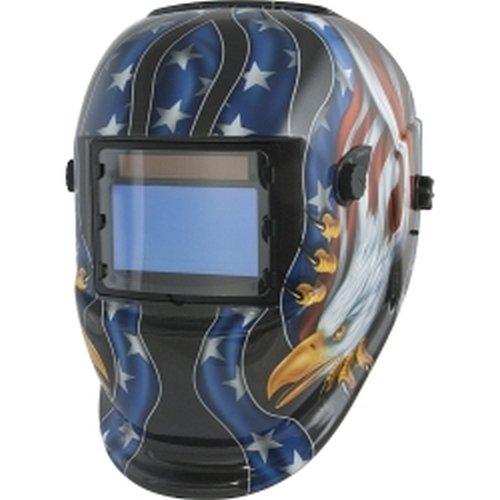 Titan - Solar Powered Auto Darkening Welding Helmet