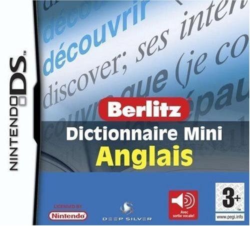 English dictionnary : berlitz