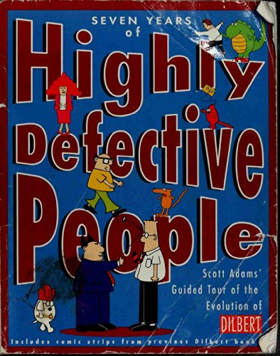 Seven Years of Highly Defective People (Dilbert Book 10) (English Edition)