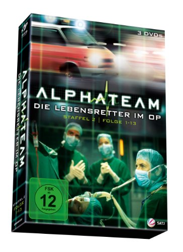 Staffel 2/Folge 1-13 (3 DVDs)