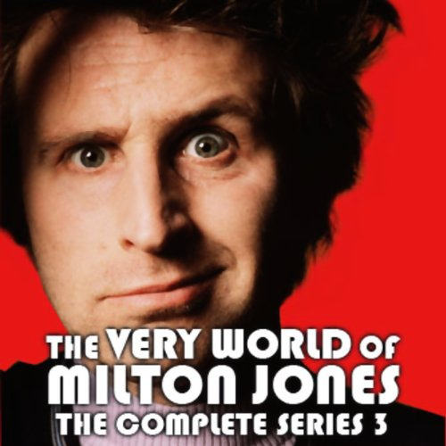 The Very World of Milton Jones audiobook cover art