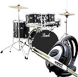 Pearl Roadshow RS505C C31 Black Schlagzeug Drumset