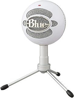 Blue Microphones Snowball iCE USB コンデンサー マイク White スノーボール アイス ホワイト BM200W PC MAC PS4 USB ストリーミング 配信 ストリーマー テレワーク web会議 国内正...