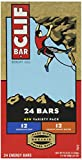 Clif Bar Variety Pack, Chocolate Chip, Crunchy Peanut Butter