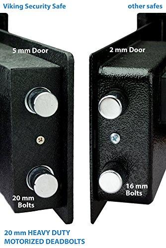 Viking Security Safe VS-25BL Biometric Safe Fingerprint Safe