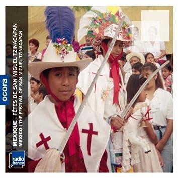 Mexico, Mexique : San Miguel Tzinacapan Festival