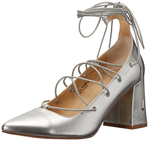 Chinese Laundry Women's Odelle Dress Pump, Silver Metallic, 11 M US