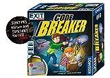 EXIT Kids - Code Breaker, spannendes Escape Room Brettspiel für Kinder + Exit-Sticker