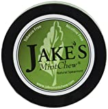 Jake's Mint Chew - Natural Spearmint - 5 Pack - Tobacco & Nicotine Free!