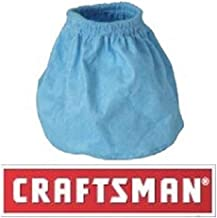 Craftsman 16949 Wet/Dry Vacuum Filter Bag, 2-gal Genuine Original Equipment Manufacturer (OEM) Part
