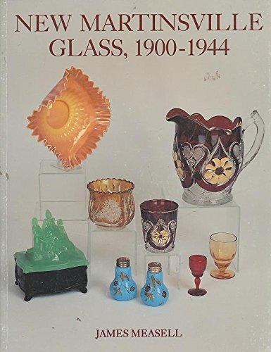 New Martinsville Glass, 1900-1944