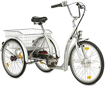 Amazonit Triciclo Elettrico Adulti