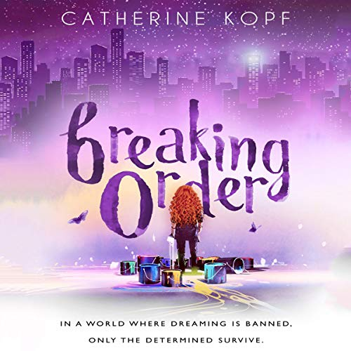 Breaking Order audiobook cover art