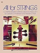78VN – All For Strings Book 1: Violin Book PDF