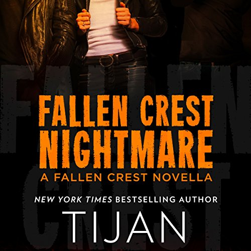 Fallen Crest Nightmare audiobook cover art